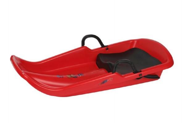 boby Cyclone se sedátkem plastové červené
