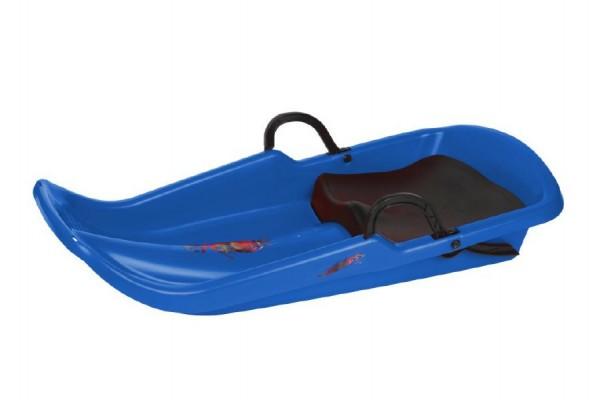 boby Cyclone se sedátkem plastové modré