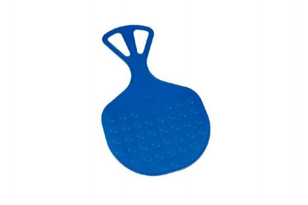 kluzák Mrazík plastový modrý
