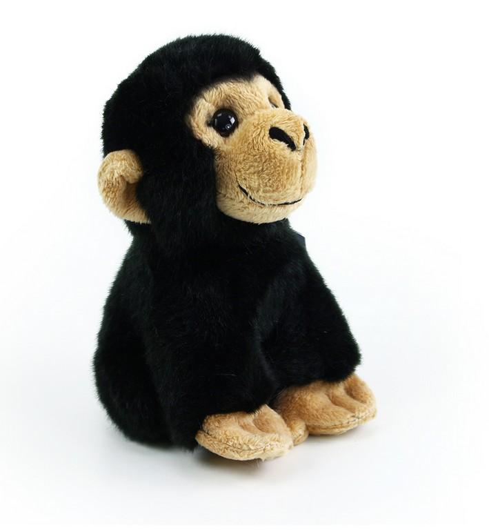 Plyšová opice 16 cm
