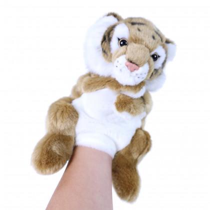 plyšový maňásek tygr, 28 cm