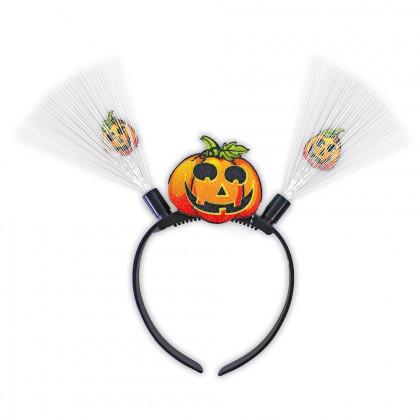 Čelenka Halloween dětská se světlem