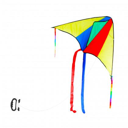 drak létající nylonový 110 x 63 cm
