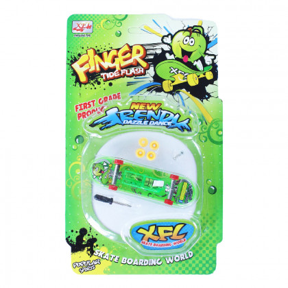 Skateboard šroubovací se světlem
