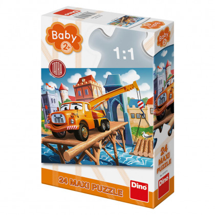 puzzle 24 MAXI Tatra
