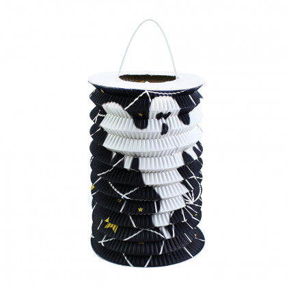 Lampion Halloween duch, 15 cm