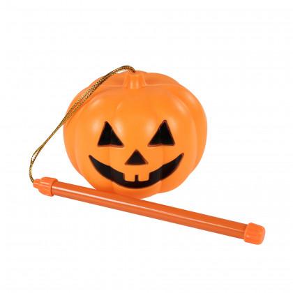 svítidlo Halloween dýně, baterie