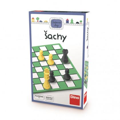 Hra cestovní Šachy