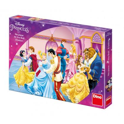 Hra Disney Princezny na plese
