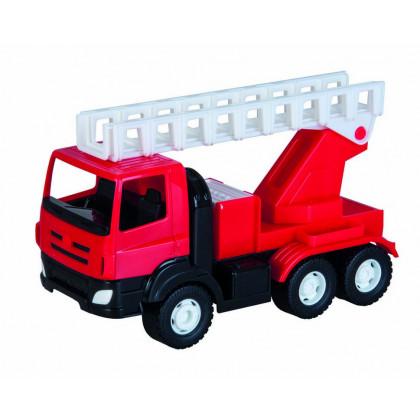 auto Tatra Phoenix hasiči, plast, 30 cm