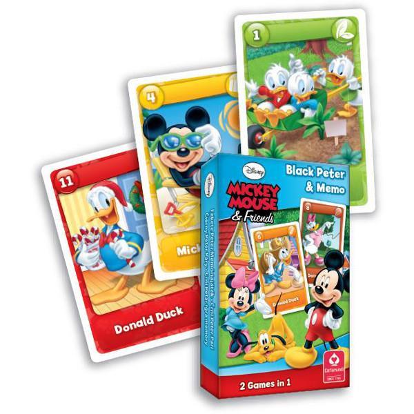 Karty Černý Petr - Mickey Mouse