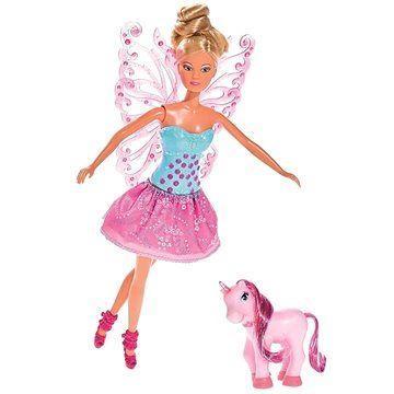 Panenka Steffi Víla s křídly