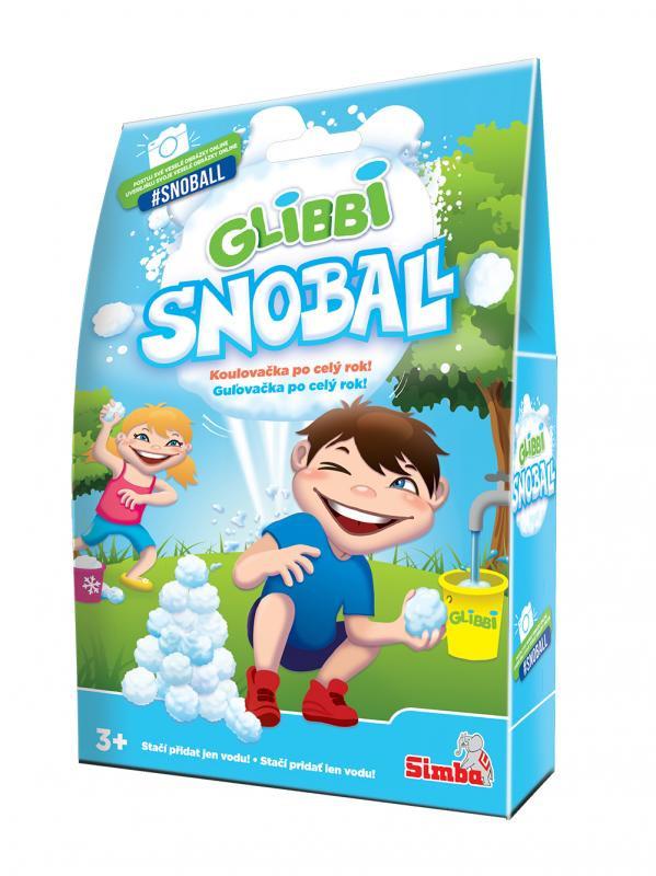 Sníh Glibbi SnoBall