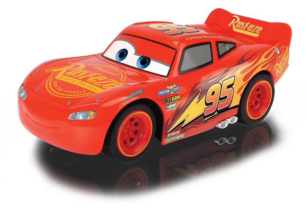 Auto na dálkové ovládání RC Cars 3, Blesk McQueen 1:32, 1kan
