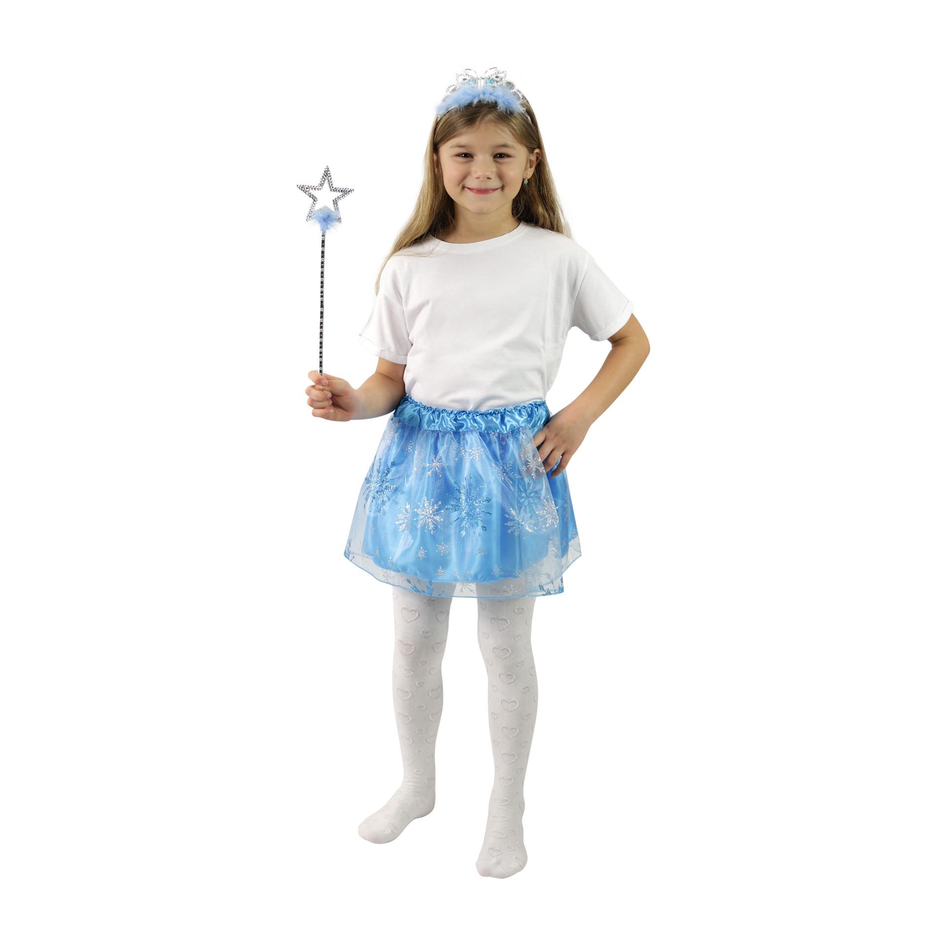 Dětská tutu sukně Zimní království
