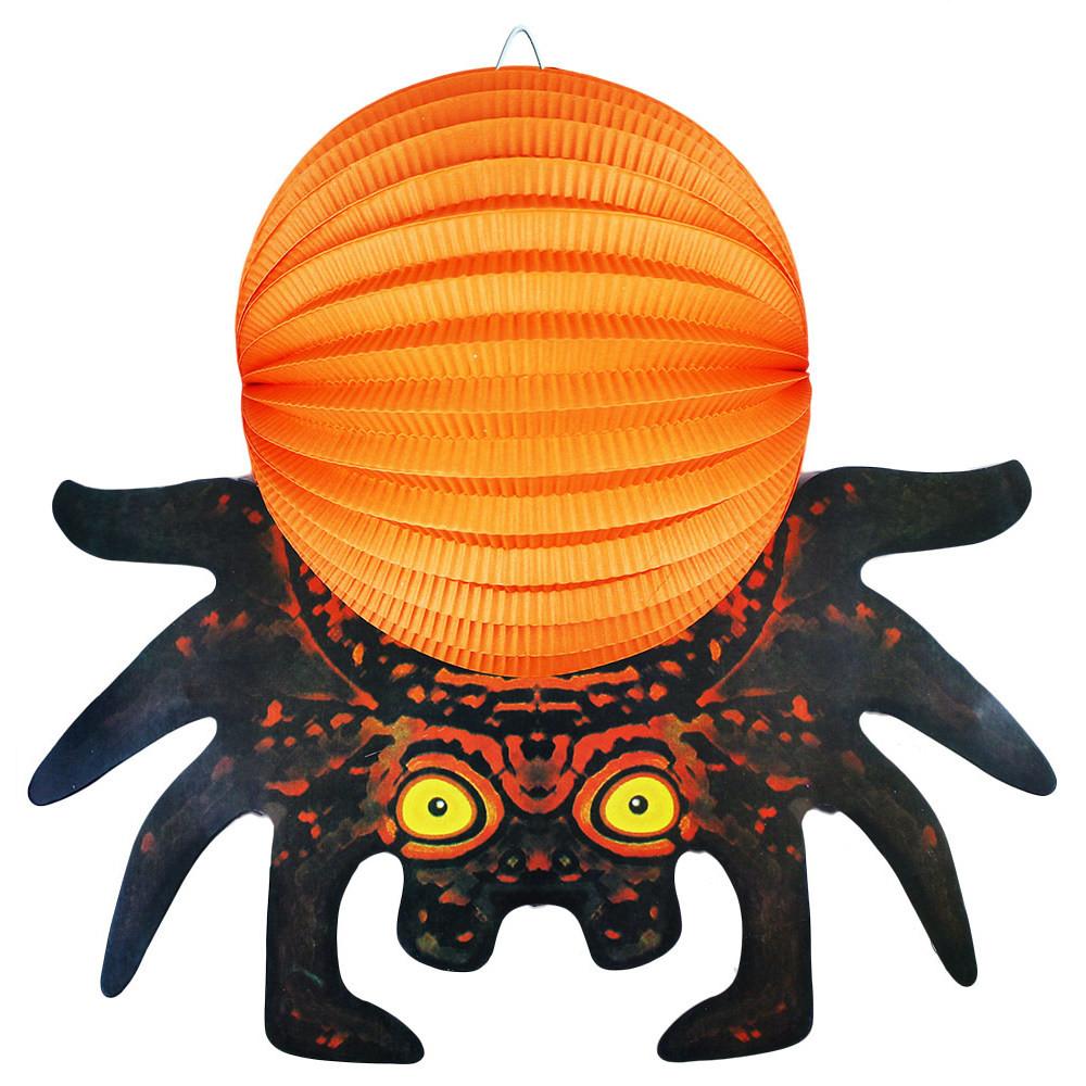 Lampion pavouk 3D 25 cm