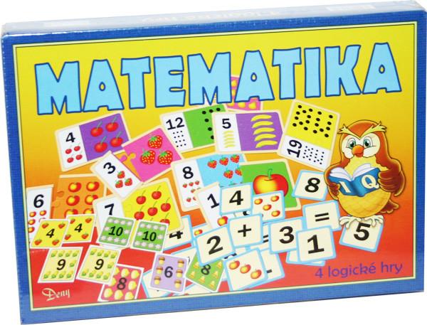 hra Matematika