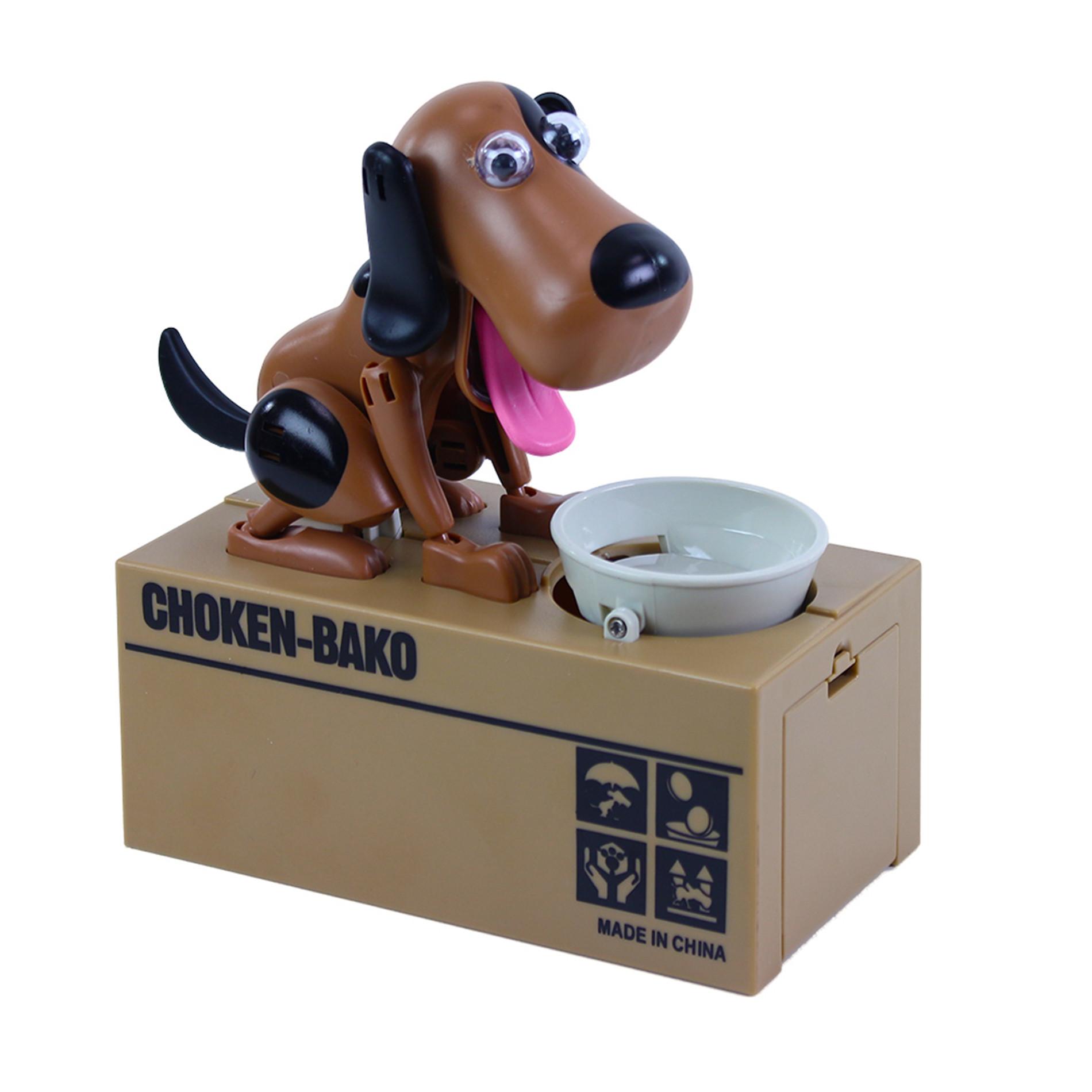Pokladnička hladový pes
