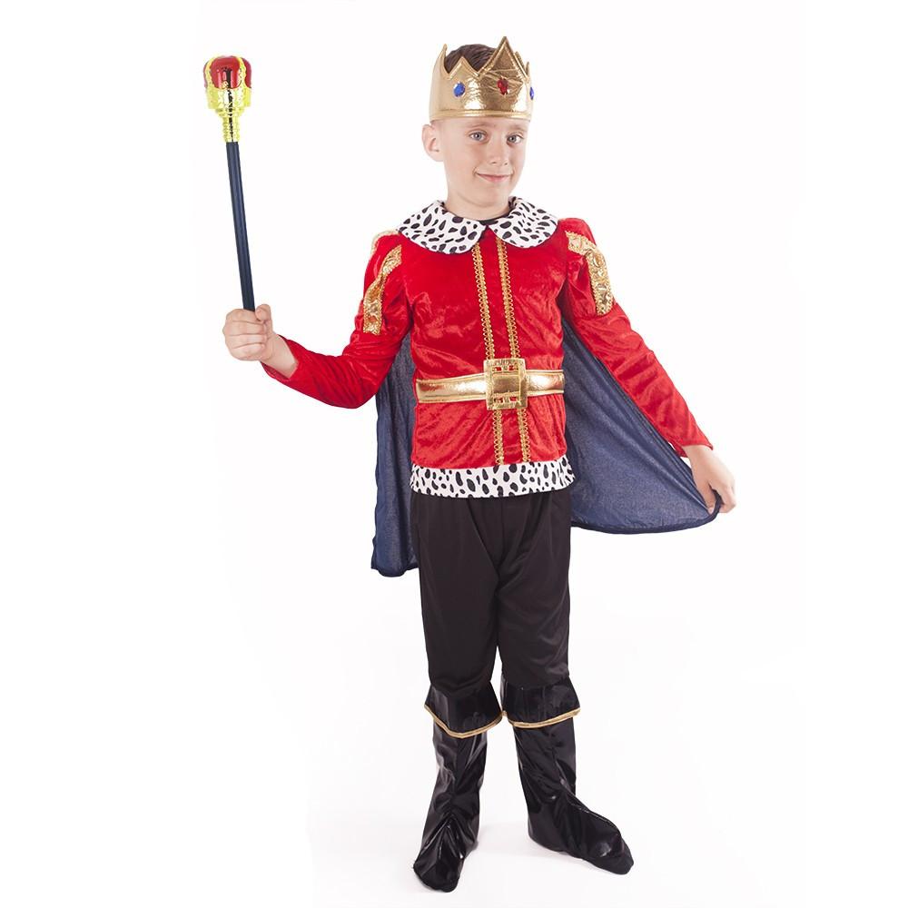Dětský kostým Král (M)
