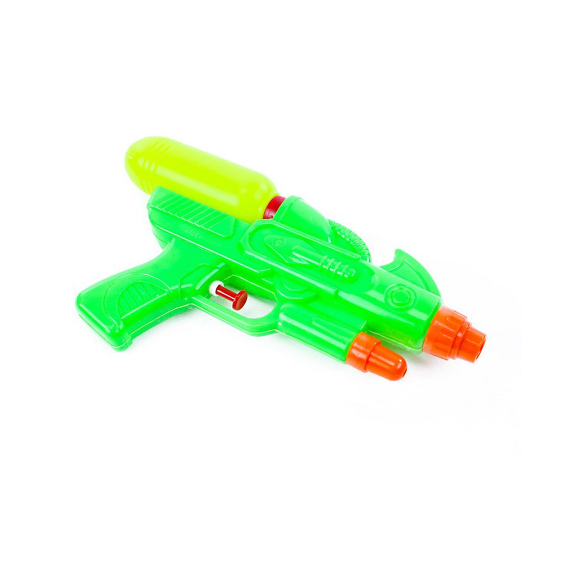 pistole vodní 24 cm 3 barvy