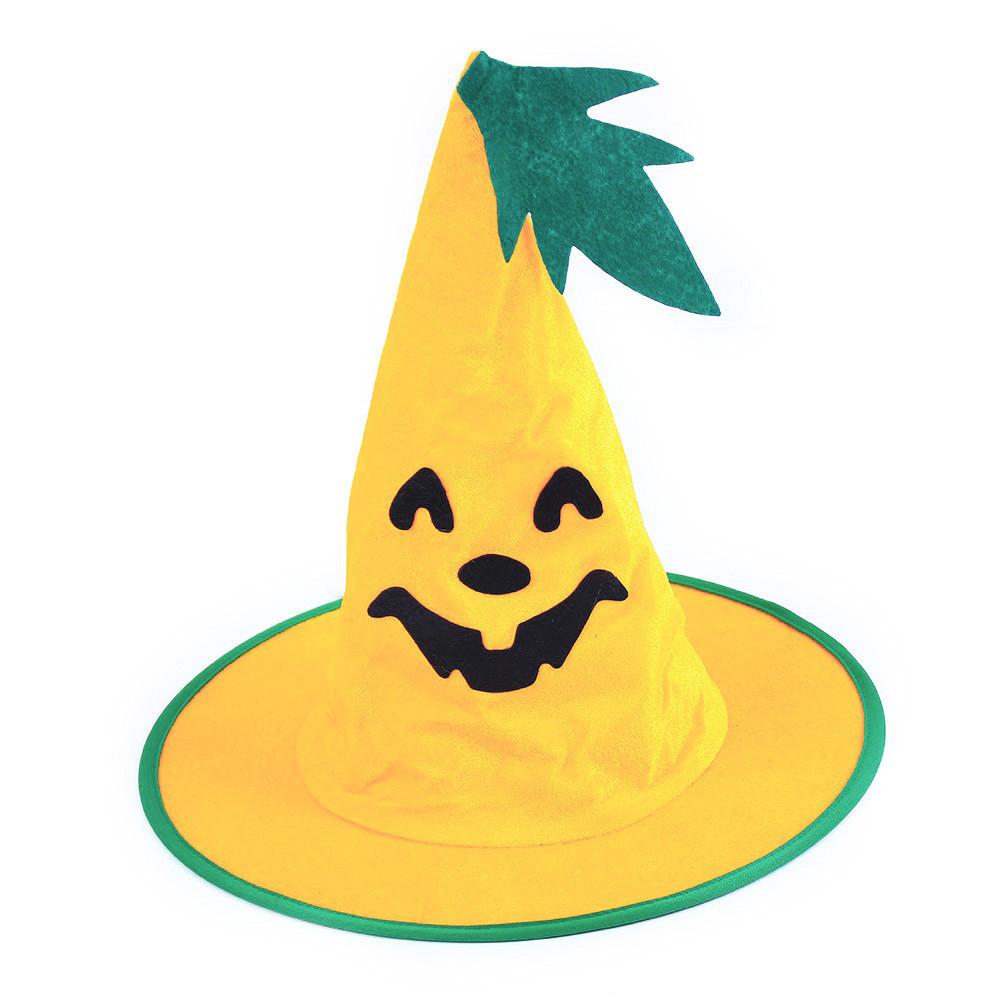 klobouk dýně/ Halloween dětský