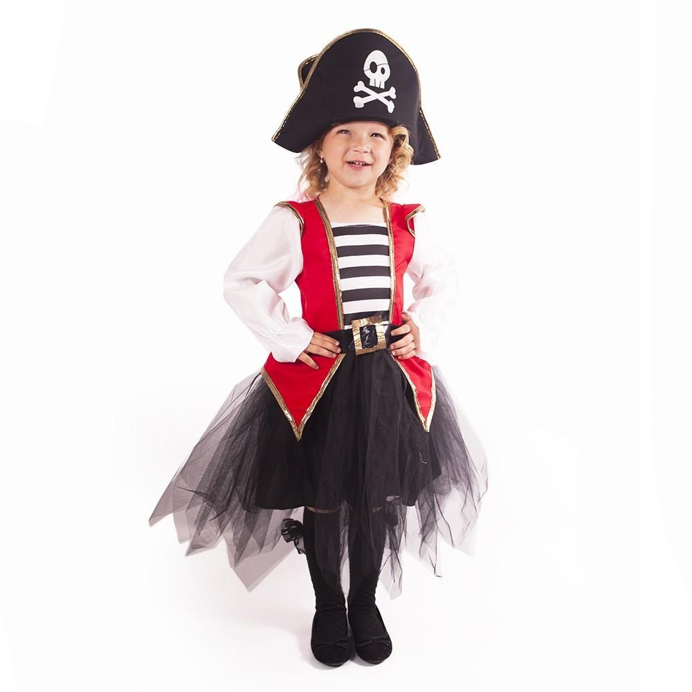 kostým pirátka vel. M