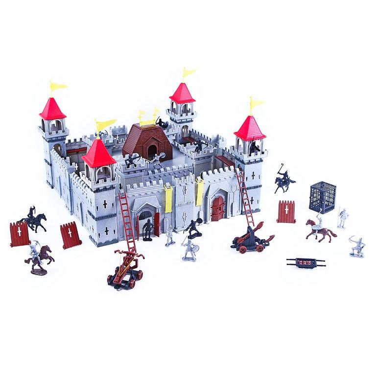 hrad velký skládací s příslušenstvím
