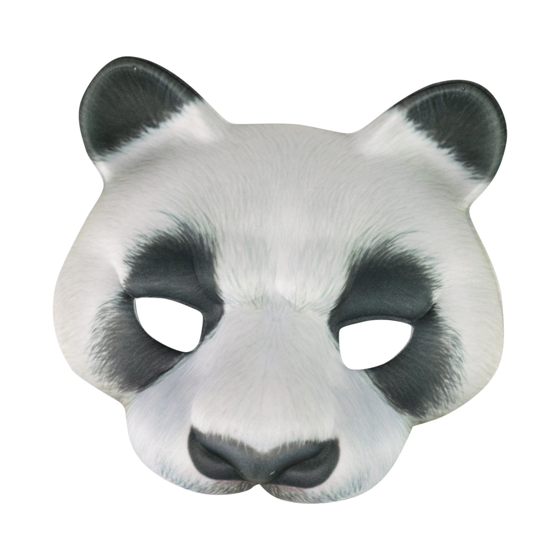 Dětská maska panda