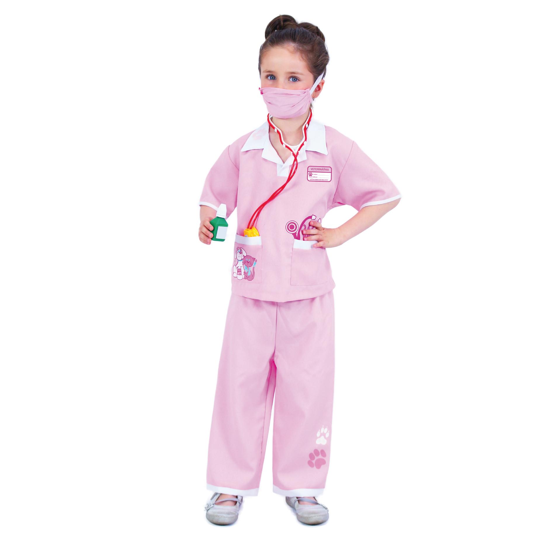 Dětský kostým veterinářka (S) e-obal