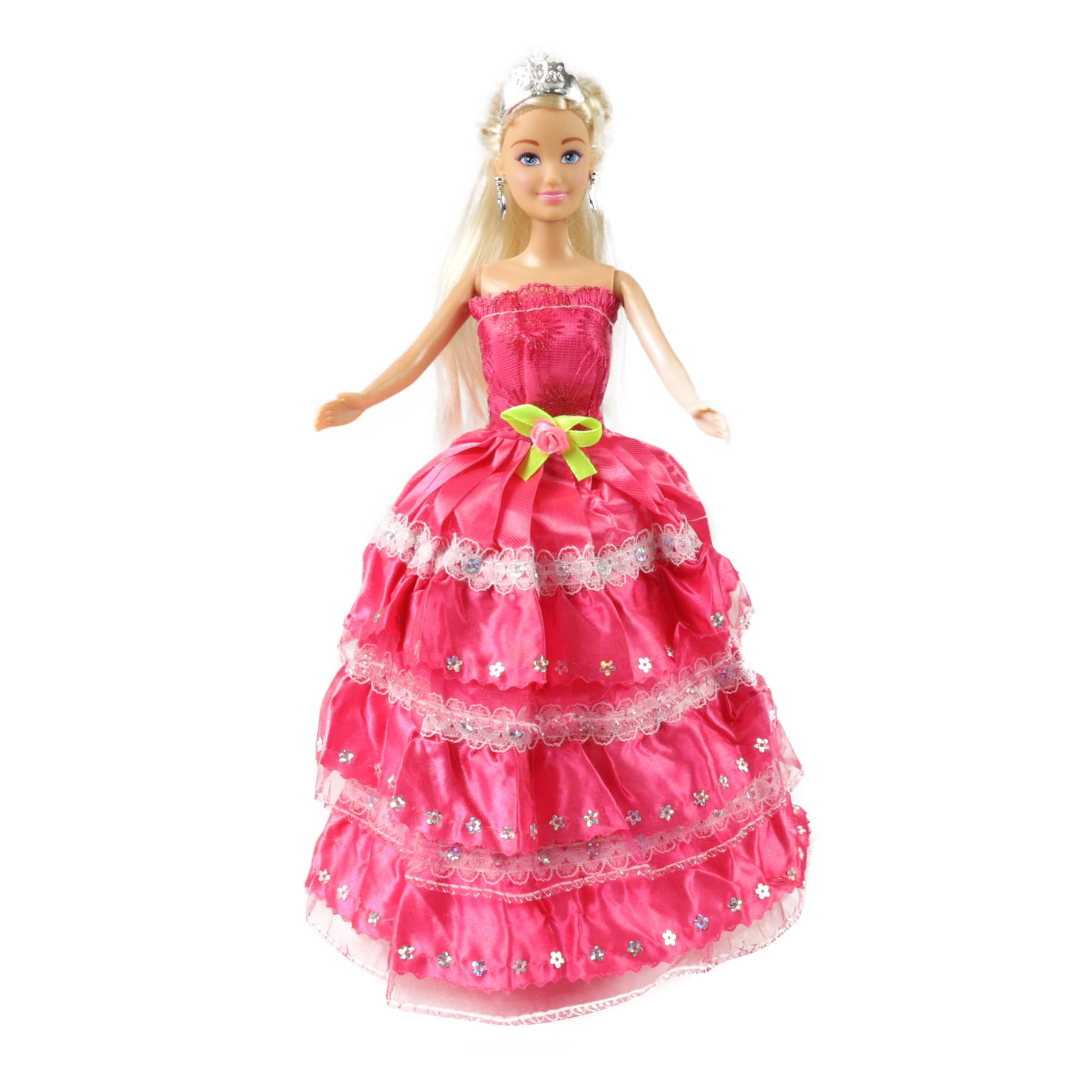 oblečení pro panenky, 8 druhů