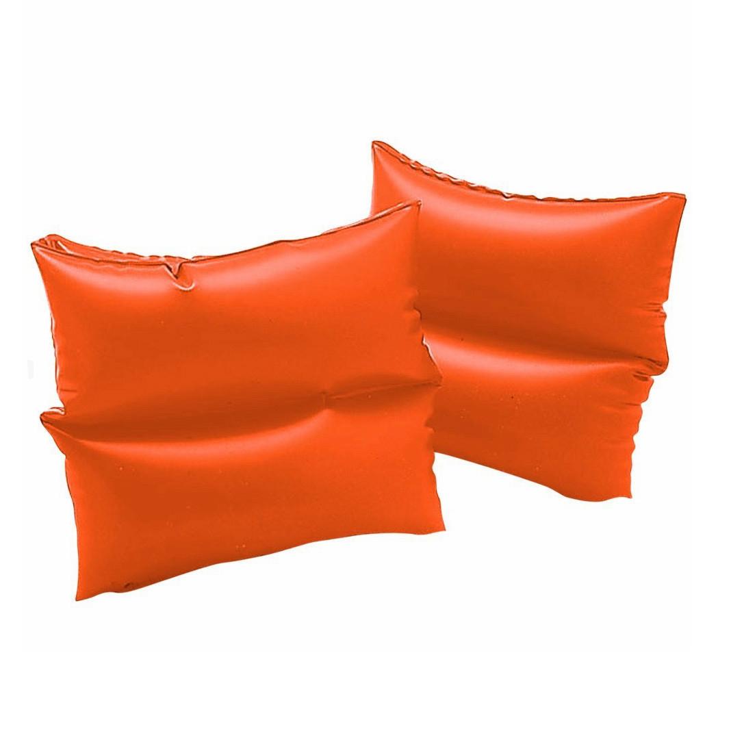 nafukovací rukávky oranžové 3 - 6 let