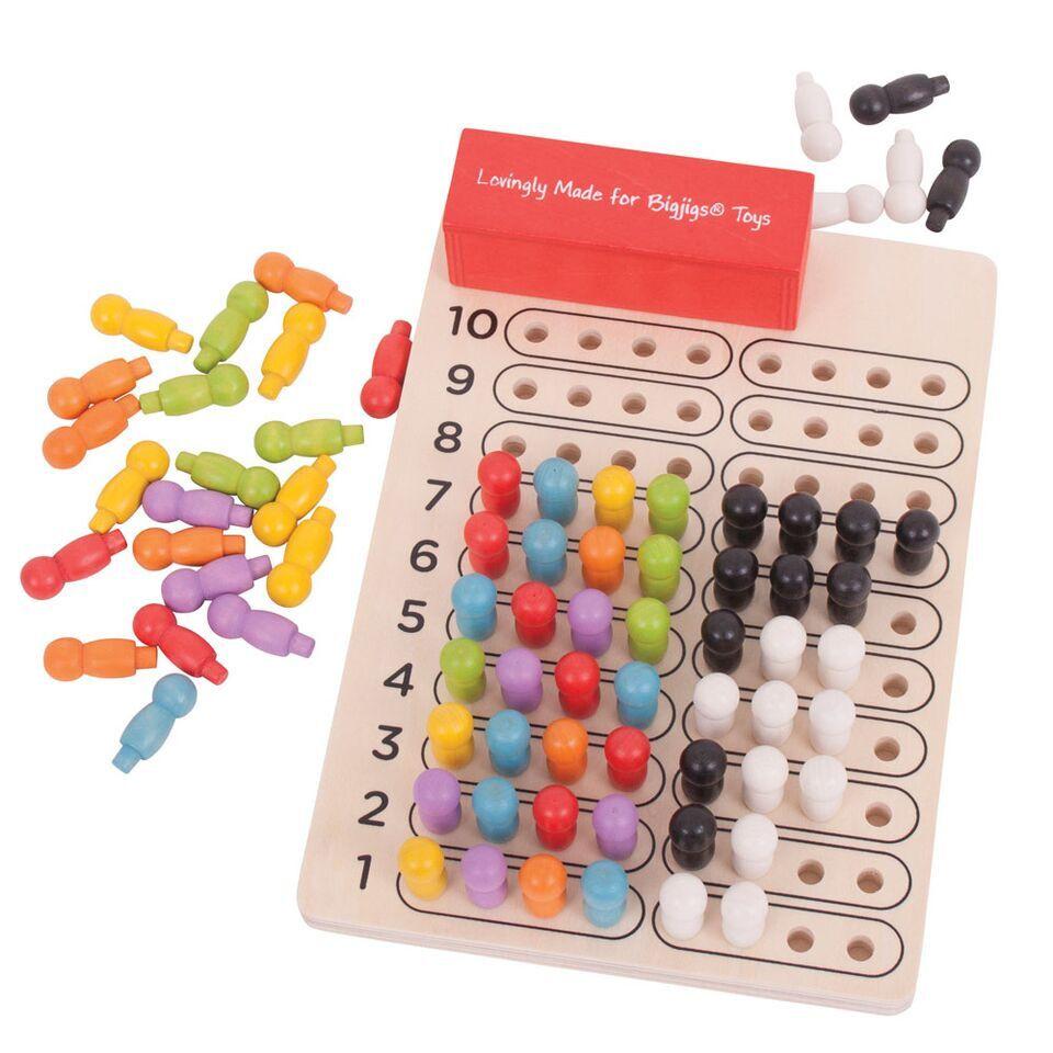Hra Logik Bigjigs Toys