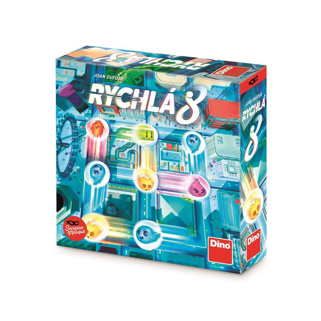 Hra Rychlá 8