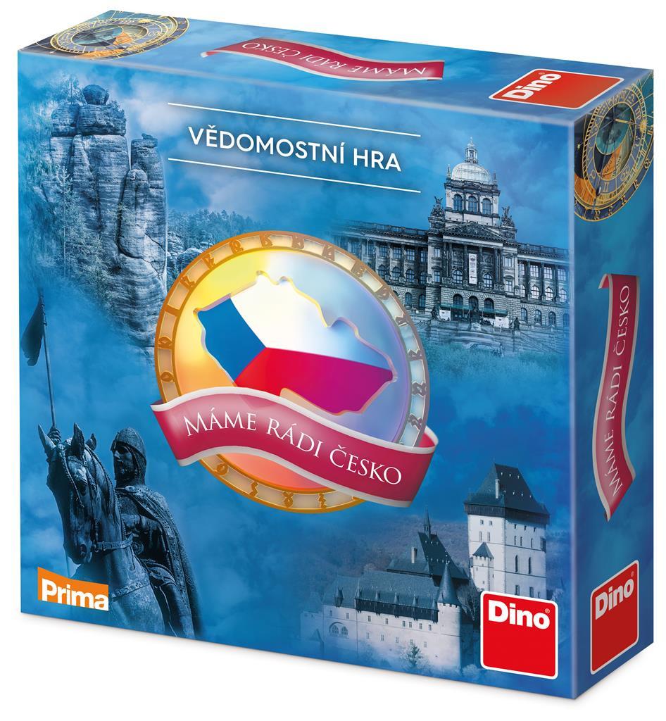 Hra Máme rádi Česko