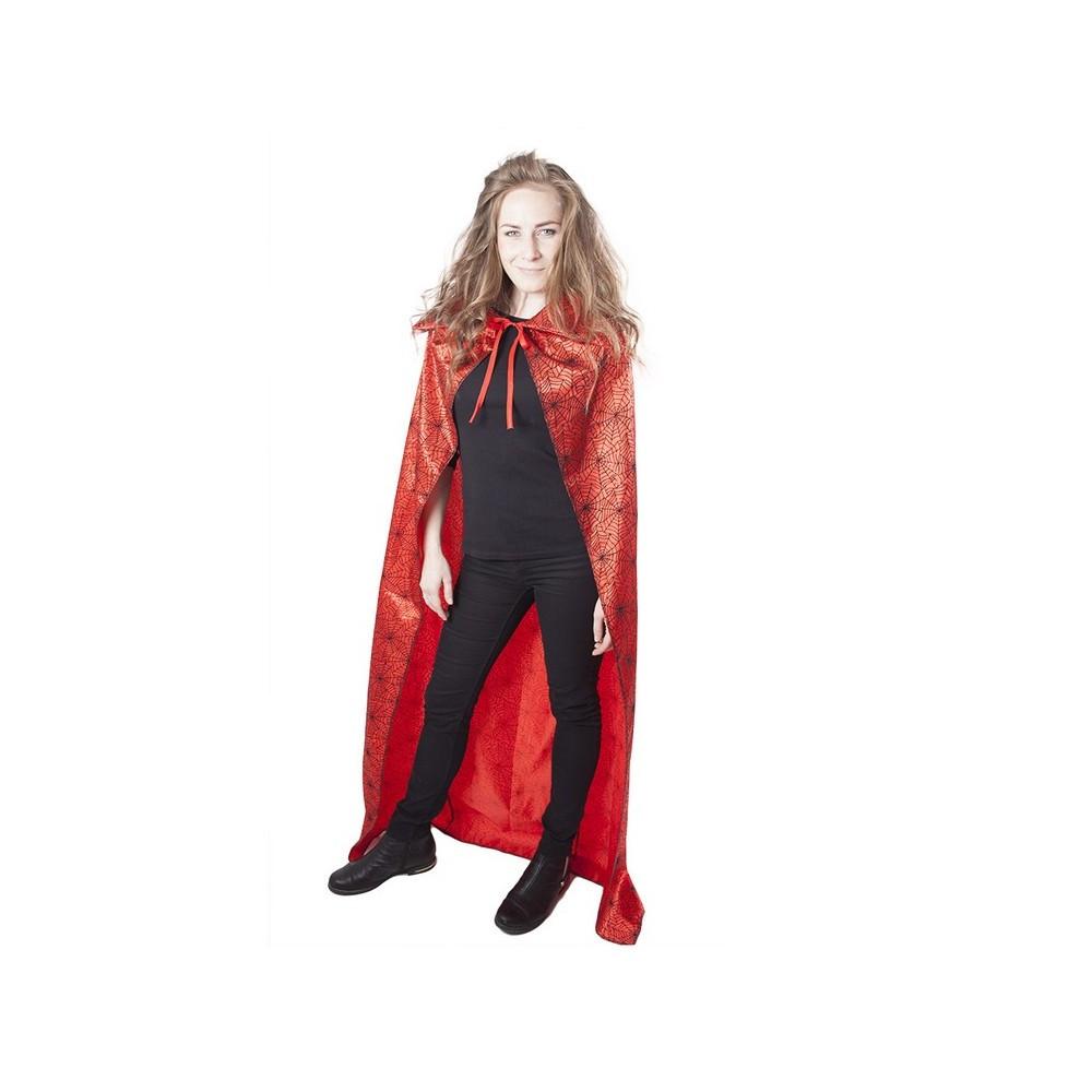 karnevalový kostým plášť čarodějnický/Halloween dospělý