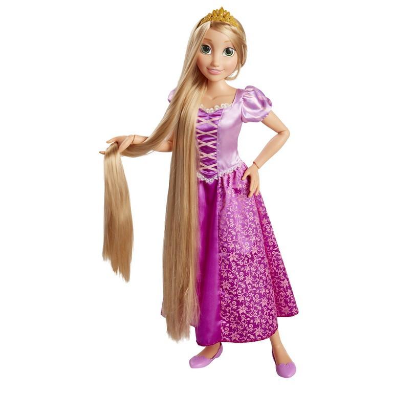 Princezna Locika velká, 70cm