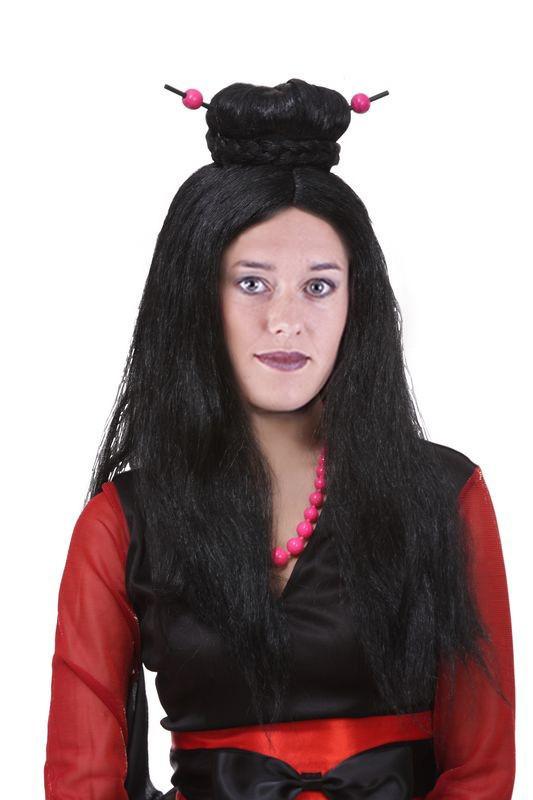 paruka japonská dívka pro dospělé