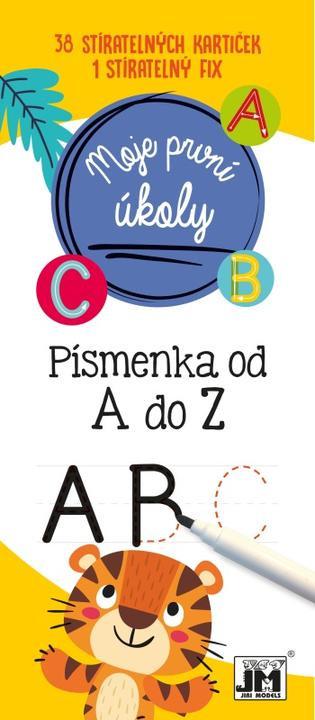 Moje první úkoly - Písmenka A-Z