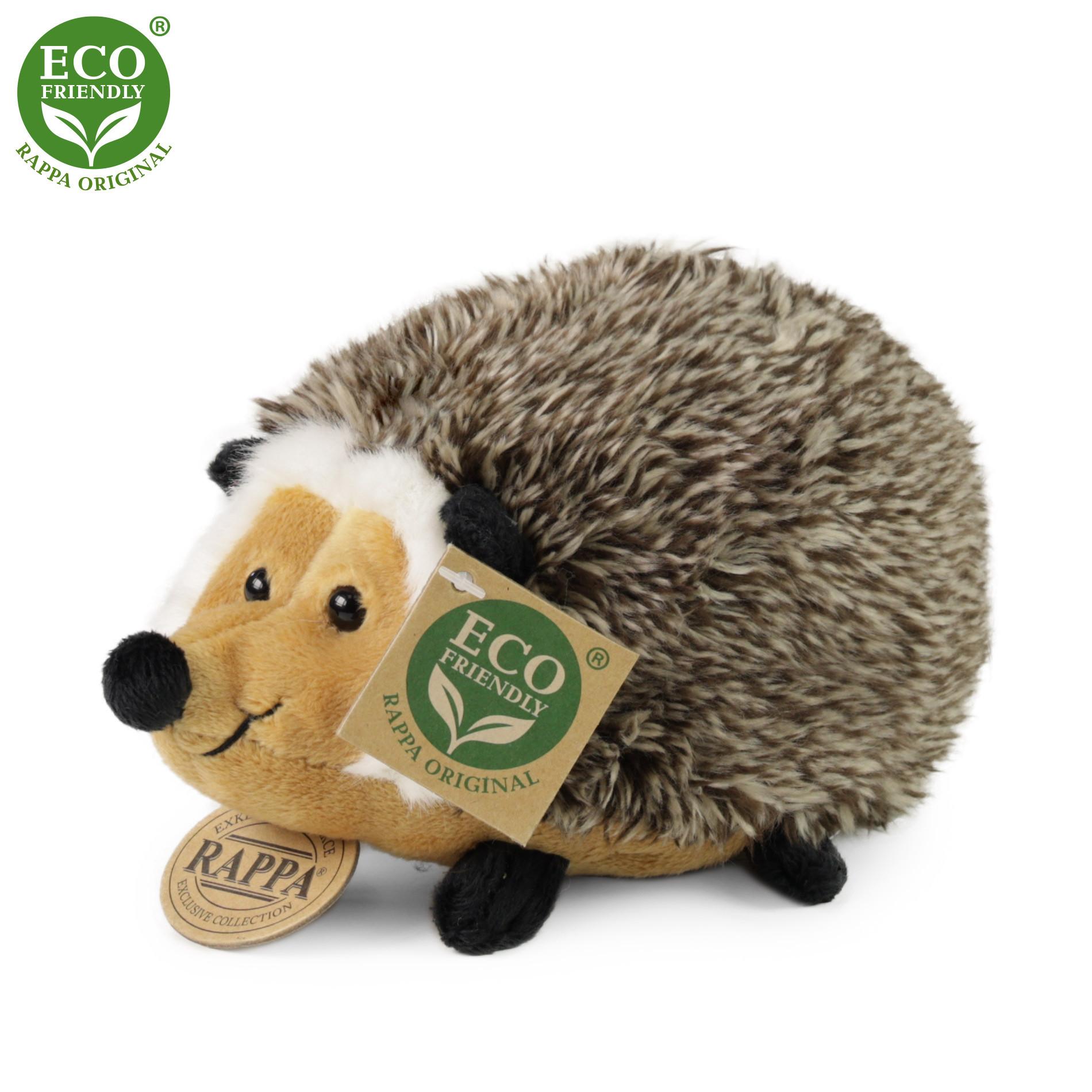 Plyšový ježek 17 cm ECO-FRIENDLY