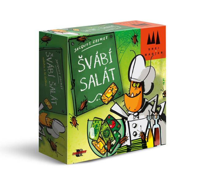 hra Švábí salát