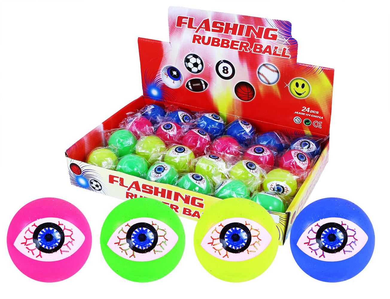 míček oko svítící, 3,8 cm