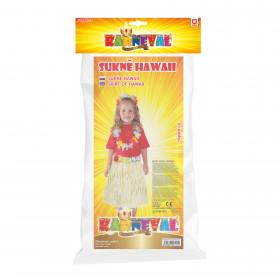 Dětská sukně Hawaii, 45 cm