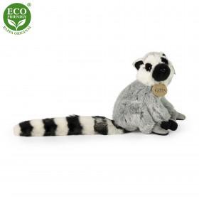Plyšový lemur 19 cm ECO-FRIENDLY