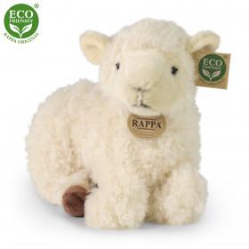 plyšová ovce ležící 25 cm