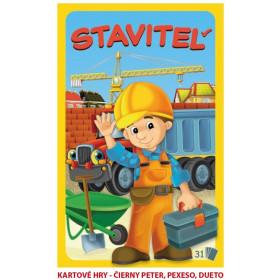 Karty Stavitel 3hry