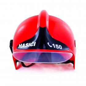 Dětská helma/přilba Hasič s českým potiskem