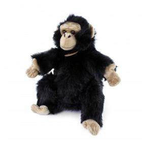 plyšový maňásek opice , 28 cm