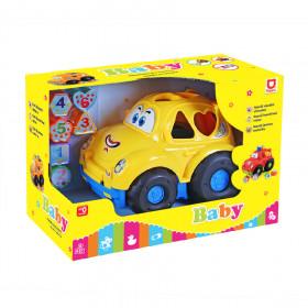 Vkládačka auto baby