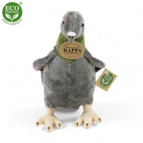 plyšový holub, 23 cm