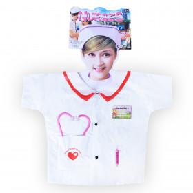 plášť zdravotnický s doplňky dětský